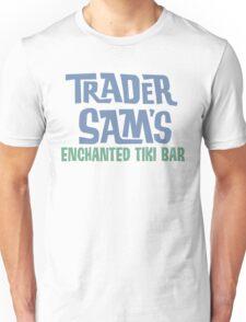 Tiki Bar Logo Unisex T-Shirt