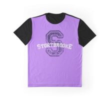 Storybrooke - Purple Graphic T-Shirt