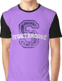 Storybrooke - Purple Graphic T-Shirt