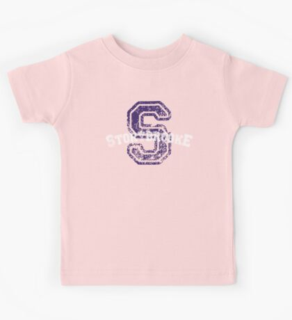 Storybrooke - Purple Kids Tee