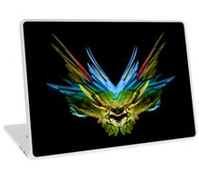 Mask of the Macaw Laptop Skin