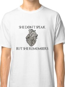 Lady Stoneheart, Game of Thrones Classic T-Shirt