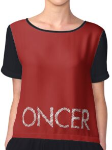 Oncer - Once Upon a Time Chiffon Top