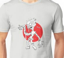 """GLUH"" said the zombie. Unisex T-Shirt"