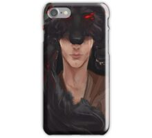 She isnt real iPhone Case/Skin