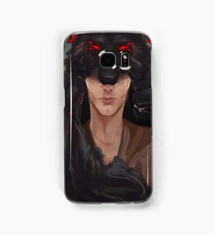 She isnt real Samsung Galaxy Case/Skin
