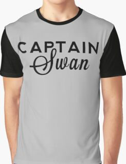 Once Upon a Time - Captain Swan Graphic T-Shirt
