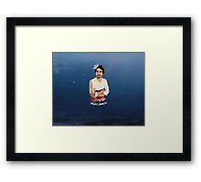 Prince Darren Framed Print