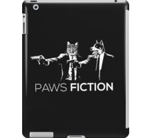Paws Fiction iPad Case/Skin