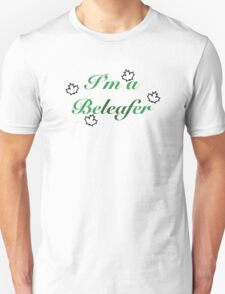 Once Upon a Time - I'm a Beleafer Unisex T-Shirt
