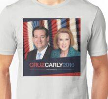 Cruz Carly 2016 Unisex T-Shirt