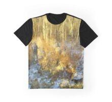 Autumn Gold Graphic T-Shirt