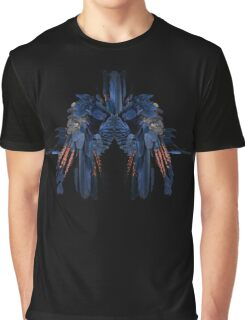 Mask of the Cockatoo Graphic T-Shirt