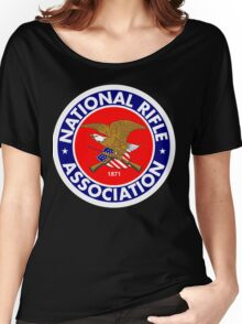 NRA - National Rifle Association Women's Relaxed Fit T-Shirt