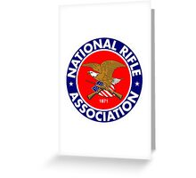 NRA - National Rifle Association Greeting Card