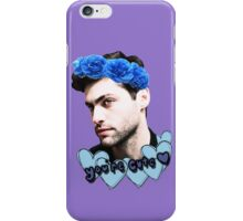 Heart Daddario  iPhone Case/Skin
