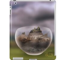 Mountain in a Glass iPad Case/Skin