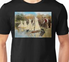 Boat - Sorry kids this ones mine 1910 Unisex T-Shirt