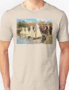 Boat - Sorry kids this ones mine 1910 T-Shirt