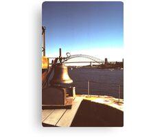 35mm slide 1980 Sydney Canvas Print