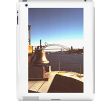 35mm slide 1980 Sydney iPad Case/Skin