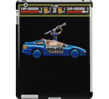Street of Rage Special Attack iPad Case/Skin