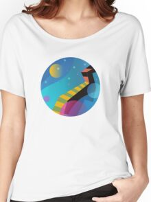 Stairway to Stars Women's Relaxed Fit T-Shirt
