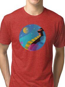 Stairway to Stars Tri-blend T-Shirt