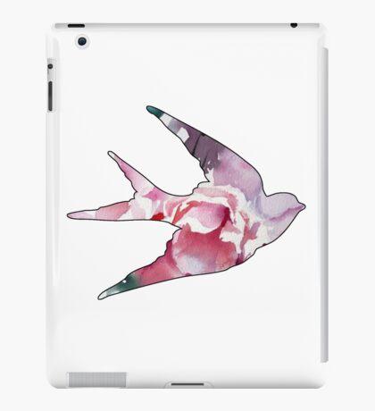 Flower Bird iPad Case/Skin