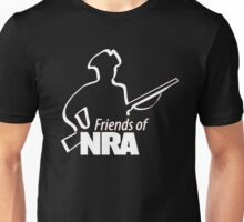Friends of the NRA - National Rifle Association Unisex T-Shirt