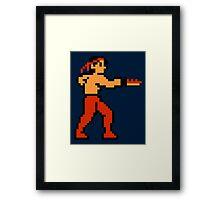 Rambo Framed Print