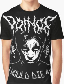 Thee Darc Prinz Graphic T-Shirt