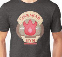 Pokemon - Cinnabar City Gym 'Feel the Burn' Unisex T-Shirt