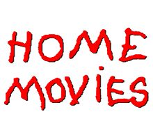 home movies 2 Photographic Print