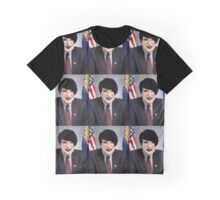 Emo Bernie Graphic T-Shirt