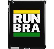 Brazil - RUN-DMC Style Design - Hip Hop iPad Case/Skin