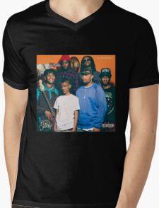 The internet Mens V-Neck T-Shirt