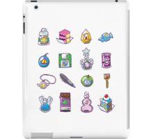 RPG Item Inventory iPad Case/Skin