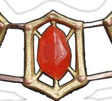 Melisandre's Necklace Sticker