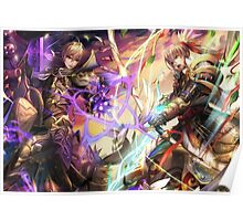 Fire Emblem Fates - Leo VS Takumi Poster