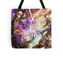 Fire Emblem Fates - Leo VS Takumi Tote Bag