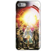 Fire Emblem Fates - Hoshido VS Nohr iPhone Case/Skin