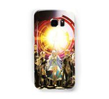 Fire Emblem Fates - Hoshido VS Nohr Samsung Galaxy Case/Skin