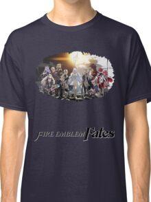 Fire Emblem Fates - Hoshido VS Nohr Classic T-Shirt