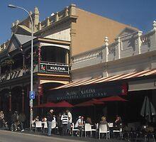 Fremantle sidewalk by myraj