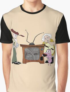 Beware The Invaders! Graphic T-Shirt