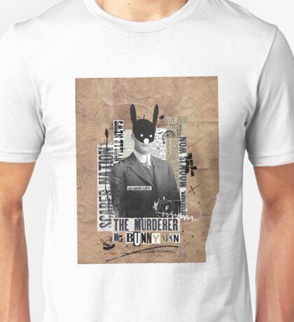Mr.Bunnyman Unisex T-Shirt