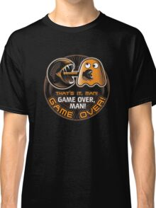 Game Over, Man! Classic T-Shirt