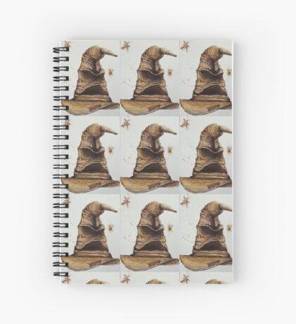 Sorting Hat Spiral Notebook