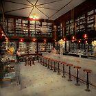 Pharmacy - Bertrams ghosts 1909 by Mike  Savad